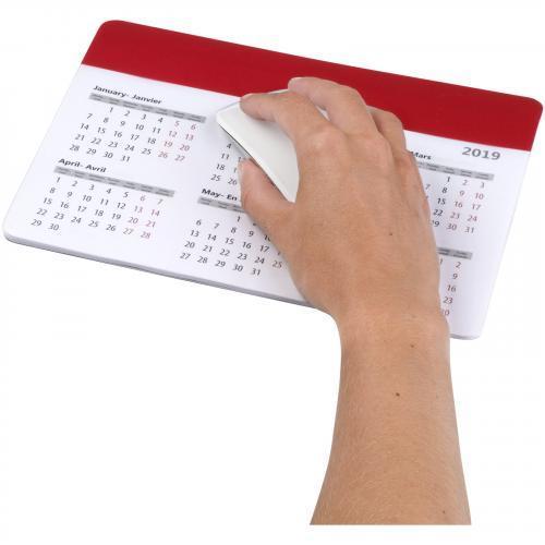 Alfombrilla calendario Chart