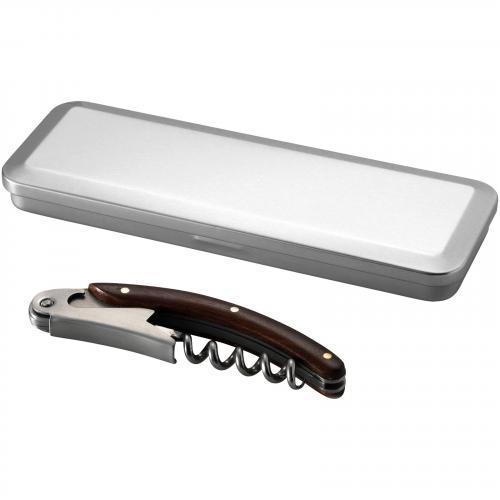 Sacacorchos con cuchilla Milo