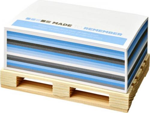 Bloc de notas 2b de pallet Block-Mate®