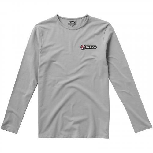 Camiseta de manga larga de hombre curve  Ref.PF33013