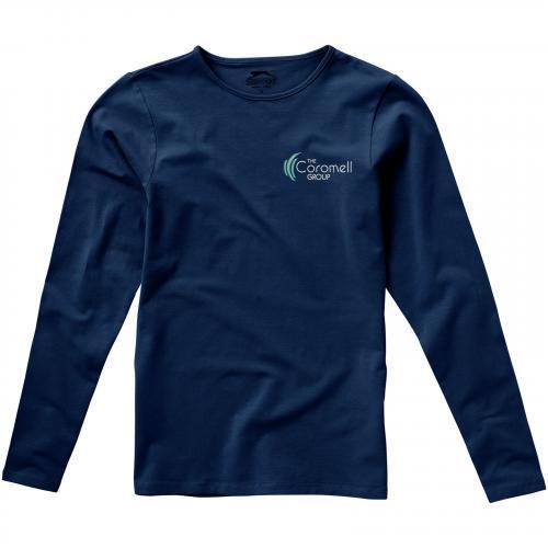 Camiseta de manga larga de mujer curve  Ref.PF33014