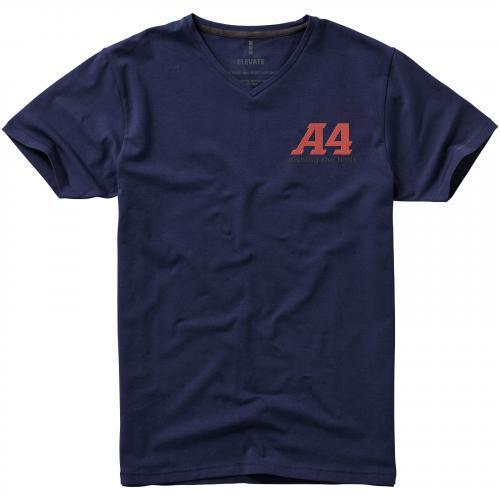 Camiseta de manga corta ecológica de hombre kawartha  Ref.PF38016