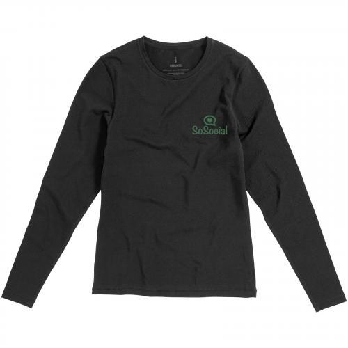 Camiseta de manga larga ecológica de mujer ponoka  Ref.PF38019