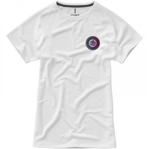 Camiseta cool fit de manga corta de mujer niagara  Ref.PF39011