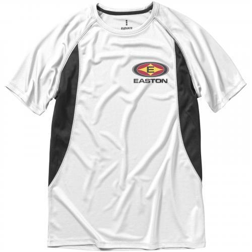 Camiseta cool fit de manga corta de hombre quebec  Ref.PF39015