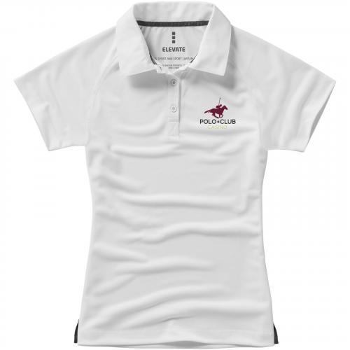 Camiseta cool fit de manga corta de mujer ottawa