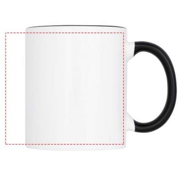 Sublimation Mugs SUBM01-Frontal