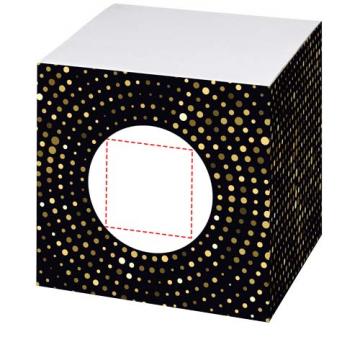 Digital paper sleeve DPS03-Black-gold sleeve