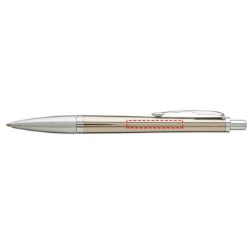 Tampografía PAD03-Capuchón del bolígrafo