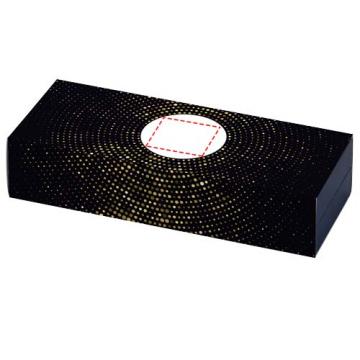 Digital paper sleeve DPS01-Black-gold sleeve