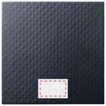 Tampografía PAD05-Placa metálica de la caja