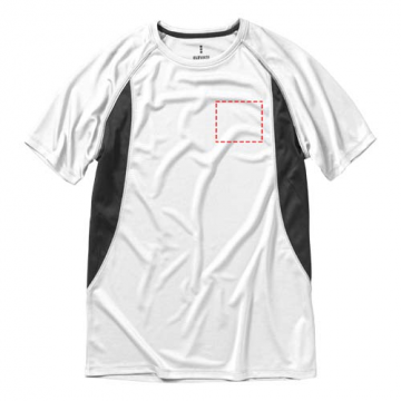 HXD Standard-Parte izquierda del pecho