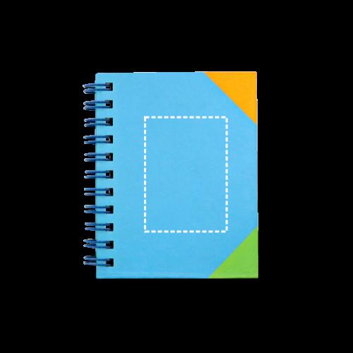 Serigrafía PS2A - Máx. 1 Color-Delantera