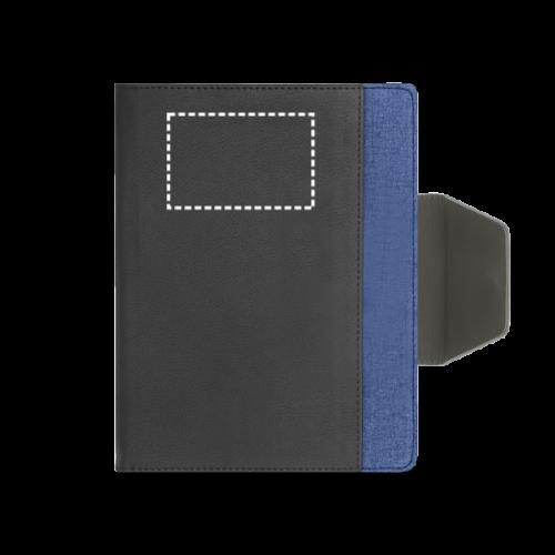 Termograbado máx. 71.4 cm2 PS11.1 - Máx. 1 Color-Delantera superior