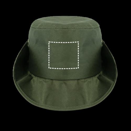 Bordado PSEDB10601-Sombrero
