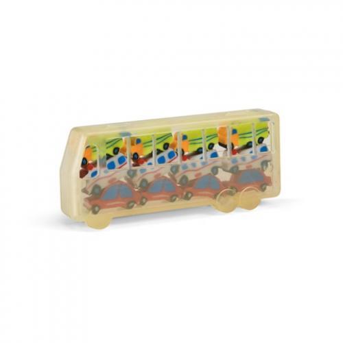 Set gomas de borrar Bus