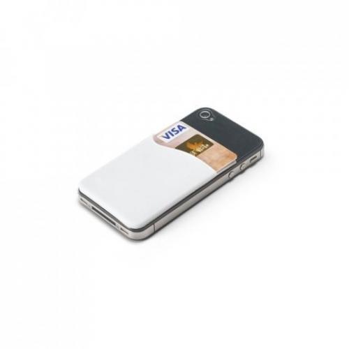 Porta tarjetas de silicona para smartphone Shelley