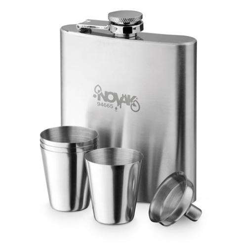 Conjunto termo y tazas Novak