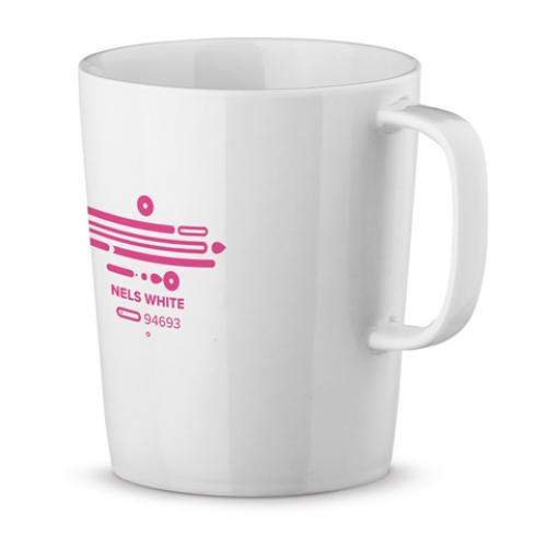 Mug Nels white
