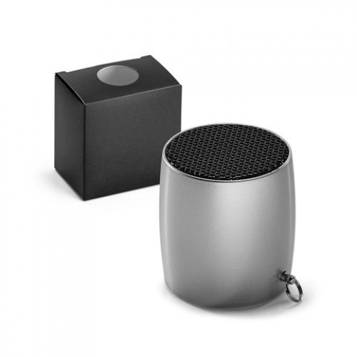 Mini altavoz con micrófono Turing
