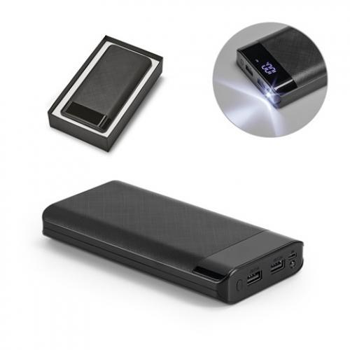 Batería portátil Raman