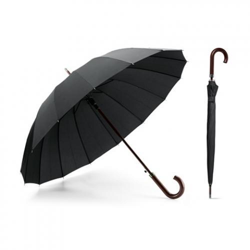 Paraguas de 16 varillas con Ø 111 cm Hedi