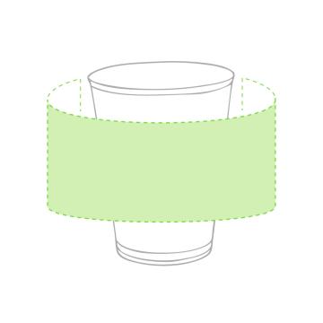 Impresión C-Alrededor del vaso
