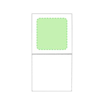 Impresión B-En la parte blanca