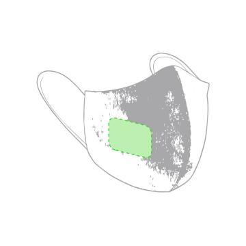 Impresión E-Centrado en el lado derecho