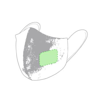 Impresión E-Centrado en el lado izquierdo