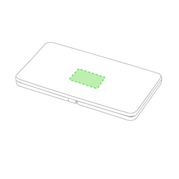 DIGITAL W2 (-10  cm2)-Centrado en la tapa