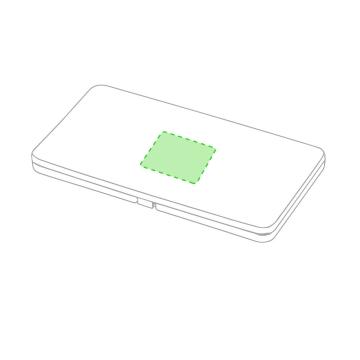 DIGITAL W3 (-25  cm2)-Centrado en la tapa