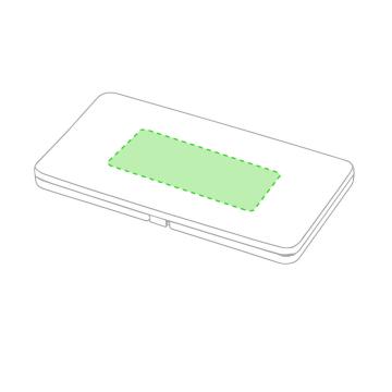 Impresión D-Centrado en la tapa