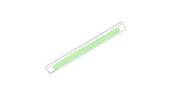 Impresión D-A lo largo del cuerpo