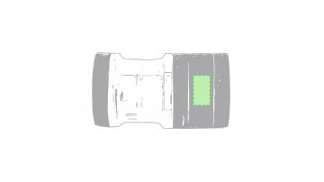 Impresión D-Parte plana en el enchufe