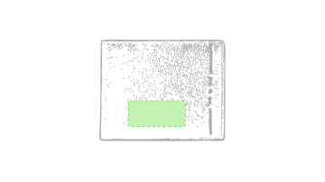 Impresión F-Cara principal, parte inferior