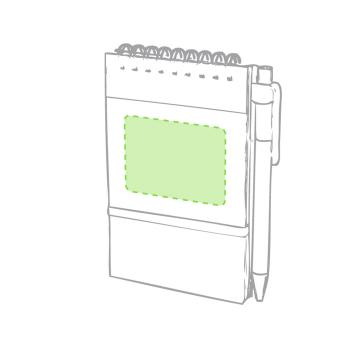 Impresión D-Centrado, sobre el elástico
