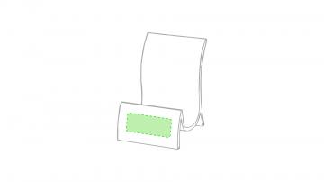 Impresión F-Zona inferior en el frente