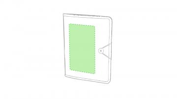Impresión F-Sobre la cubierta principal