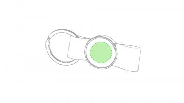 Laser L-Centrado en el circulo central