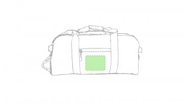 Impresión H-En el bolsillo lateral