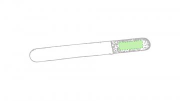 Impresión D-Extremo cierre
