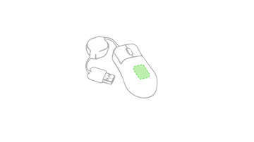 Impresión E-Sobre el cuerpo