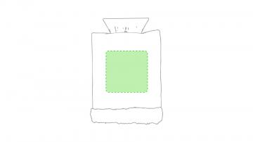 Impresión E-Centrado en la tela