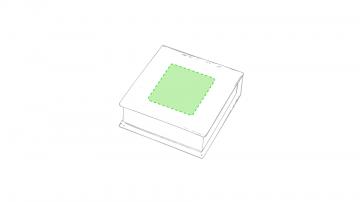Impresión D-En la tapa