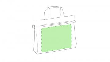 Impresión F-En el bolsillo lateral