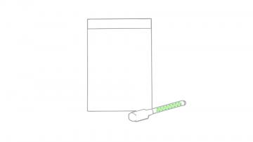Impresión D-En el cuerpo del bolígrafo