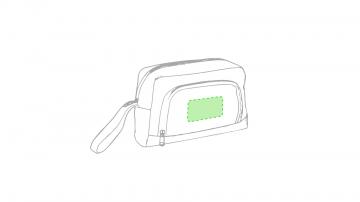 Impresión F-Centrado en el bolsillo