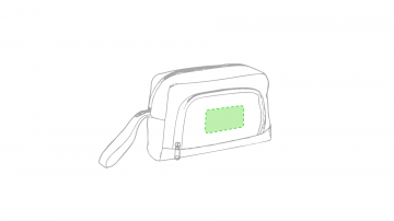 GRABACIÓN TRANSFER DIGITAL-Centrado en el bolsillo