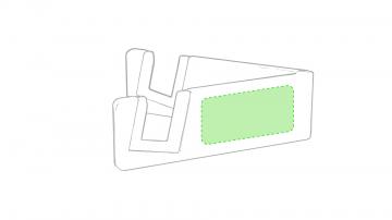 Impresión C-En el lateral a